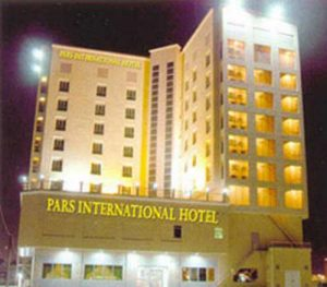Pars international Hotel shiraz